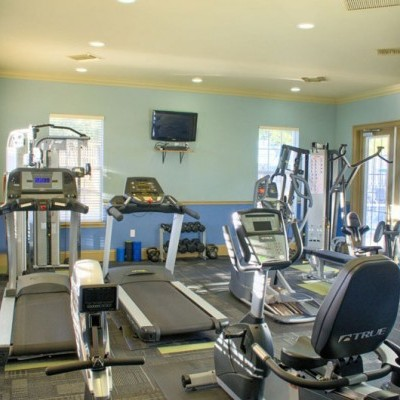 Crestview   Fitness Center Bel Aire Terrace