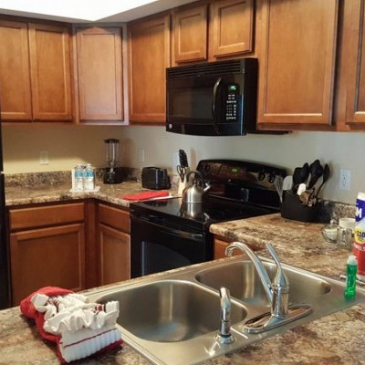 Ft Walton Beach   Crosswinds Kitchen 2