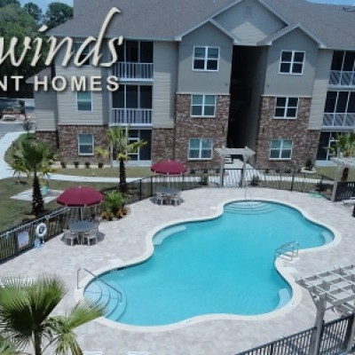 Crosswinds Apartments Pool